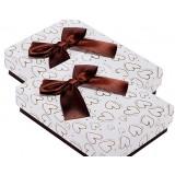 Love chocolate packing box
