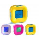 luminous bedside ABS electronic clock