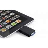 M2 SD TF card reader for ipad 2 3