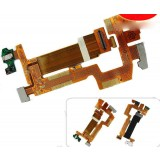 Main cable with photosensitive IC for blackberry 9810