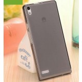 Matte protective cover for Huawei Ascend P6