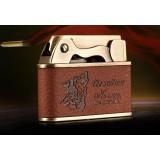 Men's retro series copper kerosene lighter
