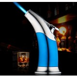 Men's windproof cigar gas lighter