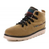 Men's winter plush shoes