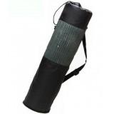 Mesh straps yoga mat bag