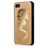 Metal embossed Mobile phone case for iphone 4/4s