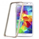Metal frame protective cover for Samsung galaxy s5