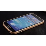 Metal frame protective shell for Samsung GALAXY S4