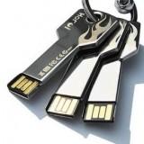 metal key flash drive