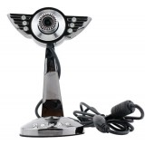 Metal Usb 12MP HD Webcam PC Camera with Microphone