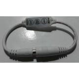 Mini 12V LED Strip Lights Single Color Controller