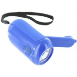 Mini hand power LED Flashlight