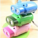 Mini Pig Dynamo led * 2 Flashlight