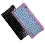 Mini USB Multimedia Wired Keyboard