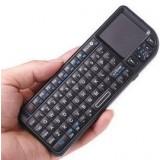 Mini Wireless Touchpad Keyboard