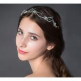 Minimalist bridal hair clips hair accessories