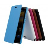 Minimalist Flip protective cover for ZTE n919 n919d