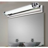 Minimalist waterproof 51-67CM LED mirror lamps