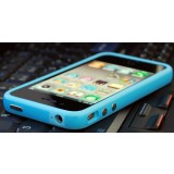 Mobile border case for iPhone 4 / 4s