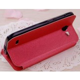 Mobile phone Leather Case for Huawei G730