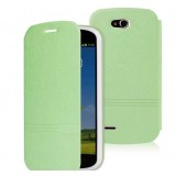 Mobile phone leather case for ZTE N919 / N919D