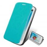 Mobile phone leather case for ZTE Q501U / Q501T