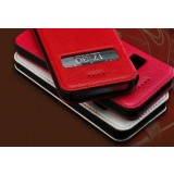 Mobile phone Leather Case with window for iPhone 5 / 5S