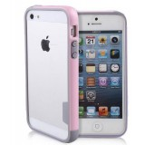 Mobile phone soft frame case for iPhone 5 / 5S