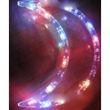 Moon 14 LED holiday lights
