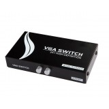 MT-15-2CH VGA switch 2 into a computer switch