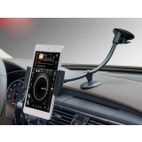 Multi-purpose car phone holder