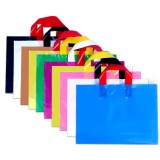 Multi-purpose PE fashion shopping bag