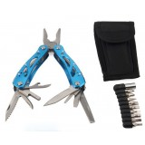 Multifunction pliers combination tool