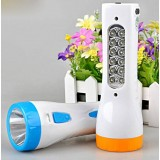 Multifunction rechargeable LED Flashlight / emergency lighting