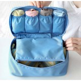 Multifunction travel underwear storage bag