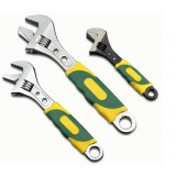 Multifunction two purposes adjustable wrench