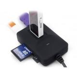 Multifunction USB HUB Expander / Universal Card Reader
