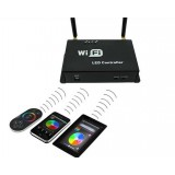 Multifunction WIFI RGB Wireless Controller for LED lights