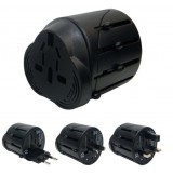 Multifunctional plug adapter / universal socket adapter
