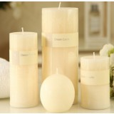 Multipurpose cylindrical candles
