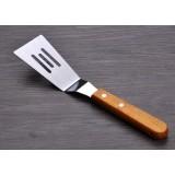 Multipurpose hollow steak shovel