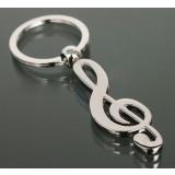 Musical Symbol keychain