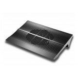 Mute 15'' aluminum laptop cooler