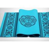 Mysterious pattern PVC yoga mat