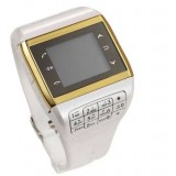 New dual sim watch cell phone waterproof