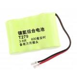 NiMH battery pack 3.6V 2/3AA