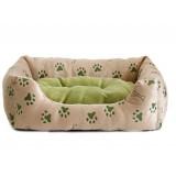 Non-woven sofa style dog bed