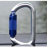 O-automatic locking carabiner