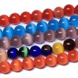 Opal beads chain