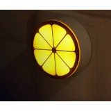 Oranges light control LED Night Light